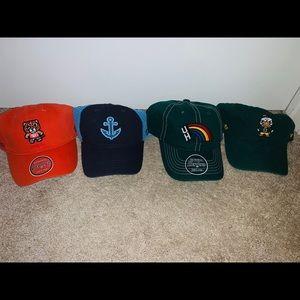 Sports Caps Clemson Tigers, Hawaii, Oregon, Martha